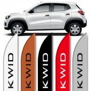 Friso Lateral Kwid 2017 a 2020 Facao Cores