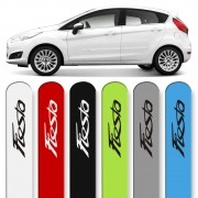 Friso Lateral New Fiesta 2011 a 2019 Cores