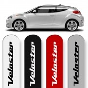 Friso Lateral Veloster 2011 a 2013 Cores