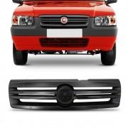 Grade Frontal Uno 2006 a 2014 Mille Fire Com Filete Preto