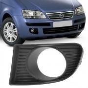 Grade Parachoque Fiat Idea 2005 a 2010 Com Furo