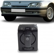 Interruptor Farol Corsa 1994 a 2009 Omega 1994 a 1997 Com Reostato