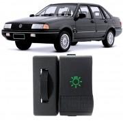 Interruptor Farol Santana 1991 a 1997 Quantum Led VerdeReostato