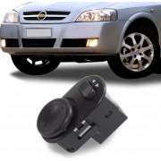 Interruptor Retrovisor Eletrico Astra 1999 a 2011 Corsa Vectra Zafira Meriva