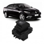Interruptor Vidro Eletrico Renault Fluence Megane