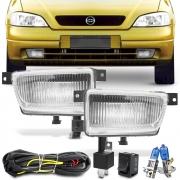 Kit Farol Milha Astra Hatch Sedan 1998 a 2002