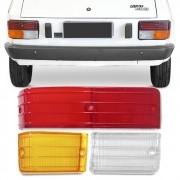Kit Lente Traseira Fiat 147 1979 a 1982 Tricolor