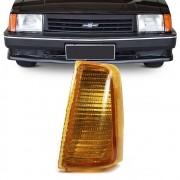 Lanterna Dianteira Chevette 1983 a 1996 Chevy Marajo Pisca Ambar Encaixe Arteb
