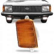 Lanterna Dianteira Del Rey 1981 a 1984 Pisca Ambar