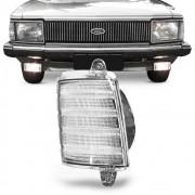 Lanterna Dianteira Del Rey 1981 a 1984 Pisca Cristal