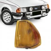 Lanterna Dianteira Escort 1982 a 1986 Pisca Ambar