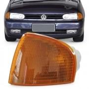Lanterna Dianteira Gol Parati Saveiro G2 1995 a 1999 Pisca Ambar Encaixe Cibie