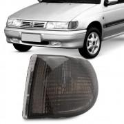 Lanterna Dianteira Logus Pointer 1993 a 1997 Pisca Fume