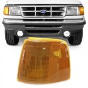 Lanterna Dianteira Ranger 1993 a 1997 Pisca Ambar