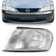 Lanterna Dianteira Vectra 1996 a 1999 Pisca Cristal