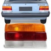 Lanterna Traseira Chevette 1987 a 1993 Tricolor
