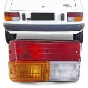 Lanterna Traseira Fiat 147 1977 a 1984 Tricolor