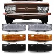 Par Lanterna Dianteira Brasilia Variant TL 1972 a 1977