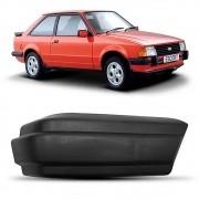 Ponteira Parachoque Escort GL Ghia XR3 1984 a 1986 Dianteira
