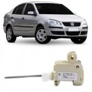 Trava Portinhola Combustivel Polo Sedan 2003 a 2011 Eletrica