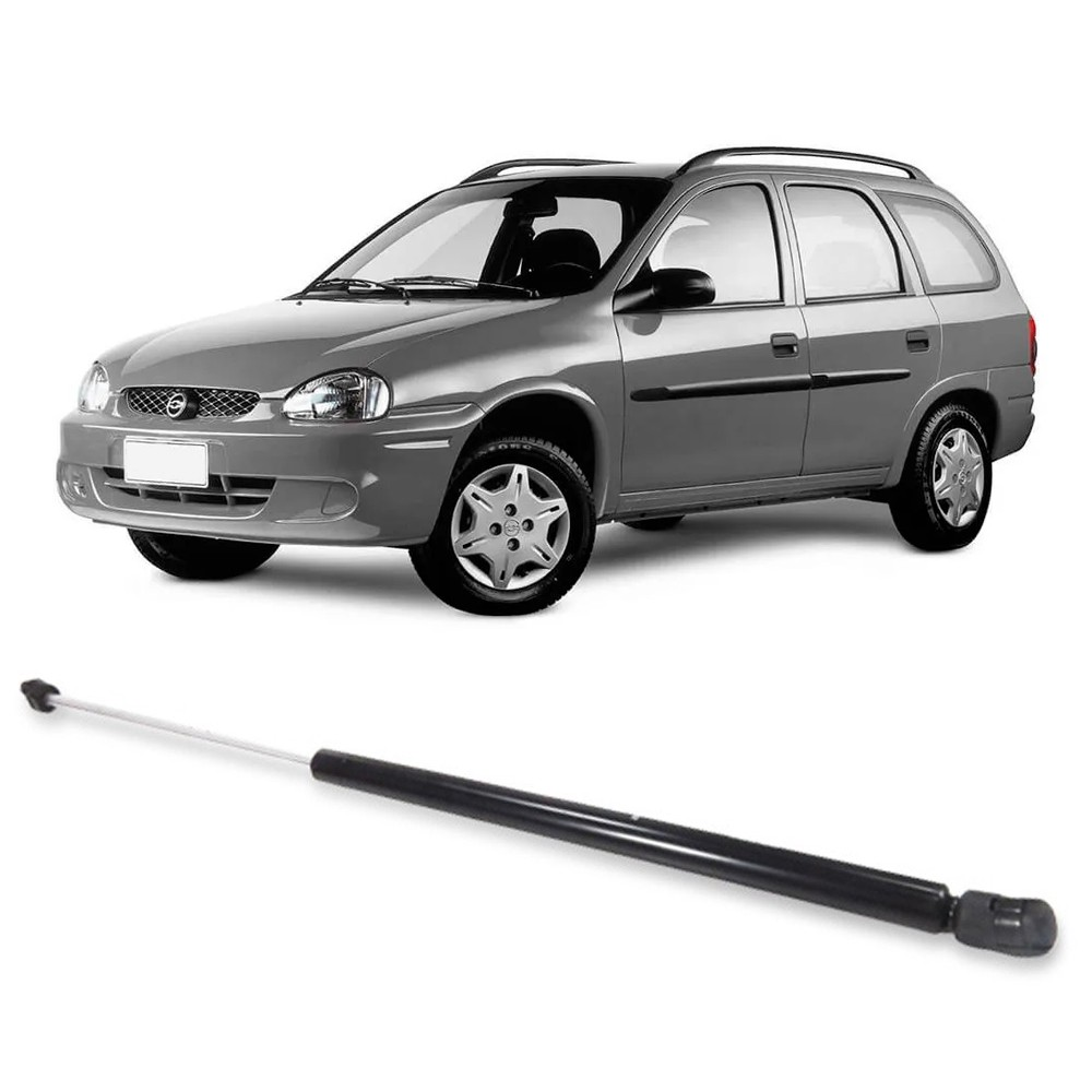 Amortecedor Porta Malas Corsa Wagon 1997 a 2002
