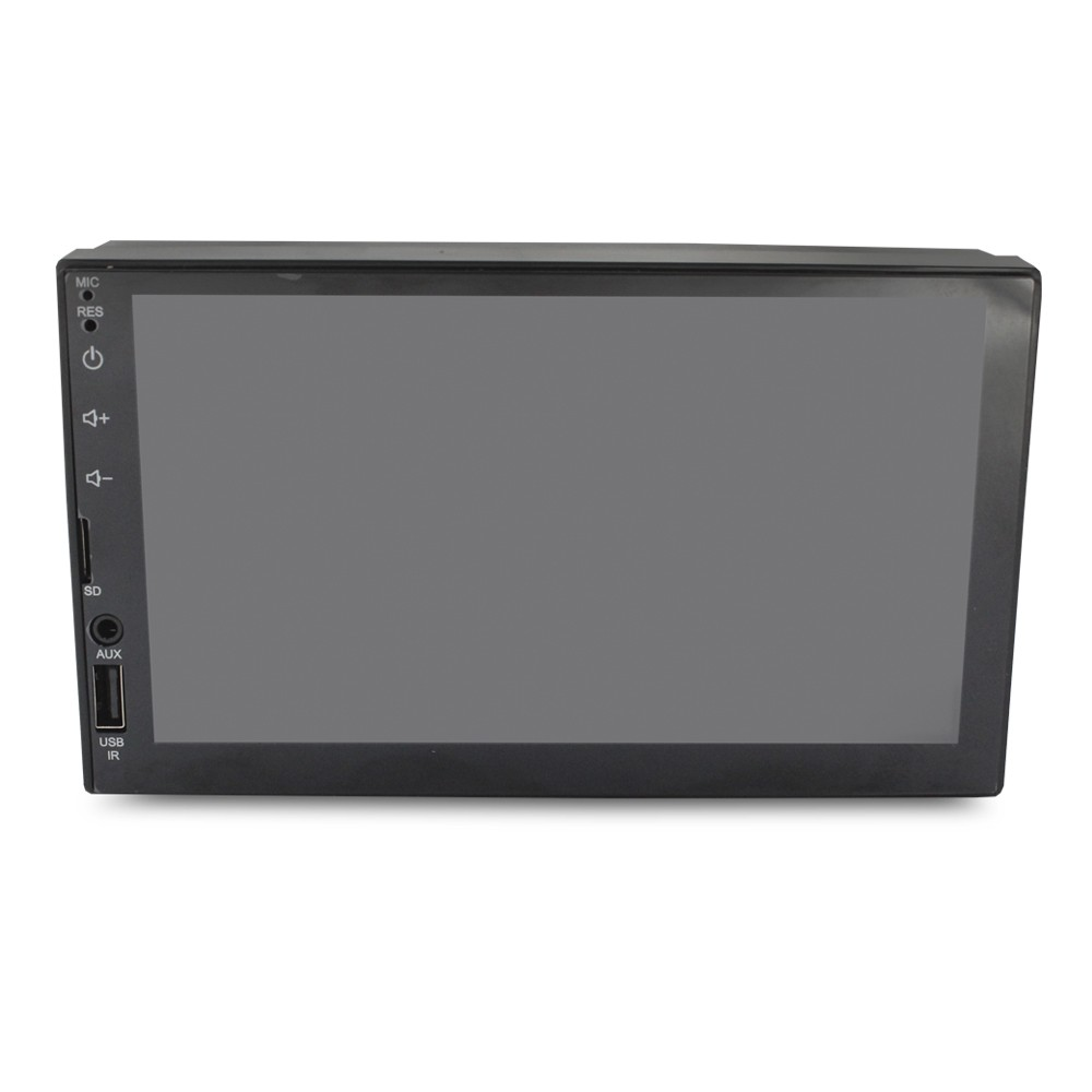 Central Multimídia Mp8 Plus 7 Polegadas Bluetooth 2Din Mp3 Usb Full Touch