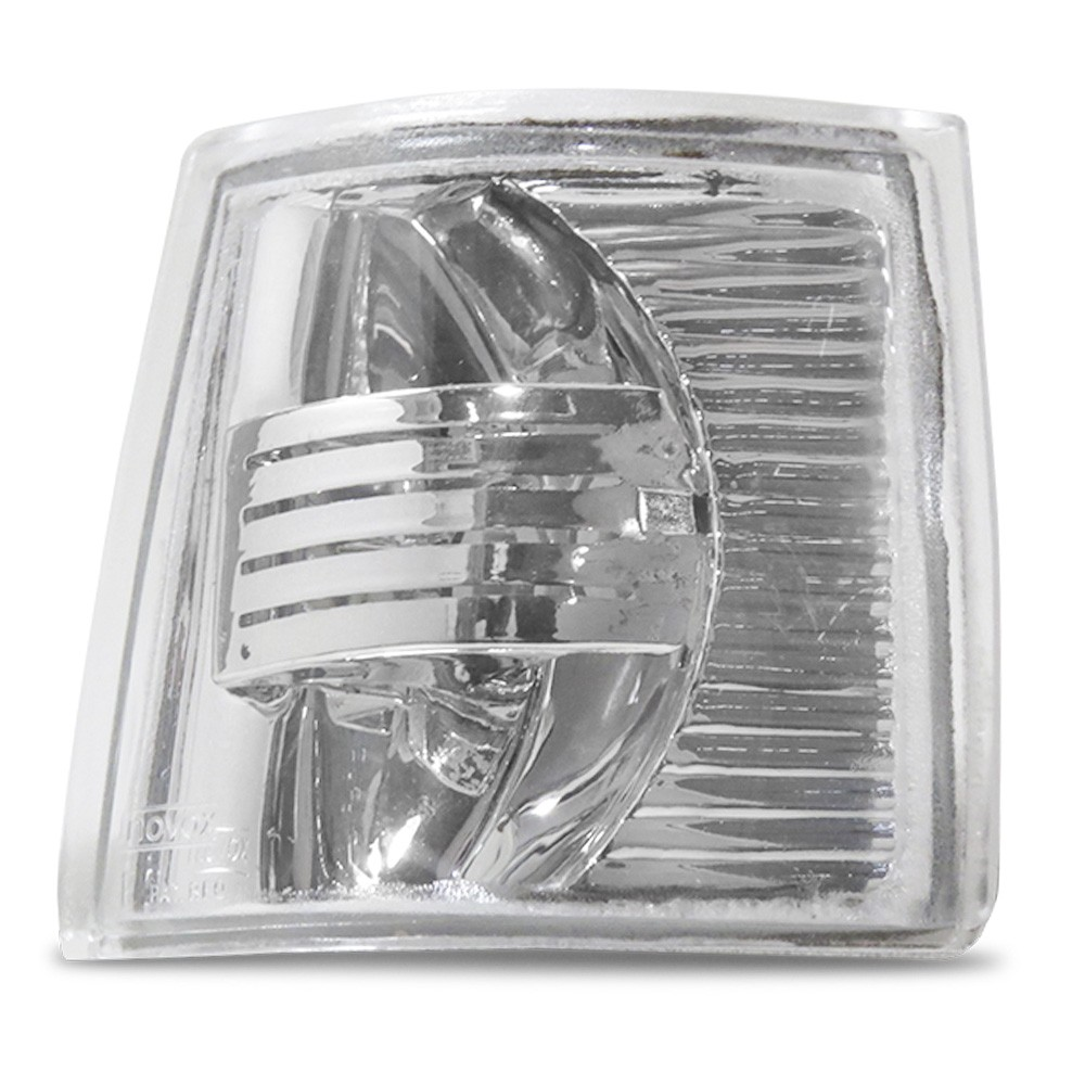 Lanterna Dianteira Uno 1991 A 2003 Esportiva Pisca Cristal