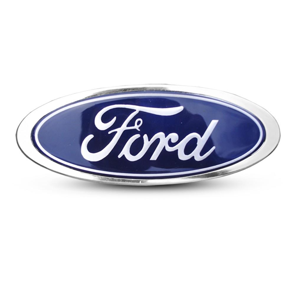Emblema Grade F1000 F4000 1985 a 1994 Ford