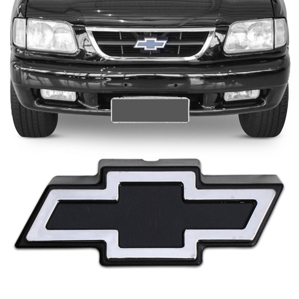 Emblema Grade S10 Blazer 1996 a 1999 Chevrolet Gravata