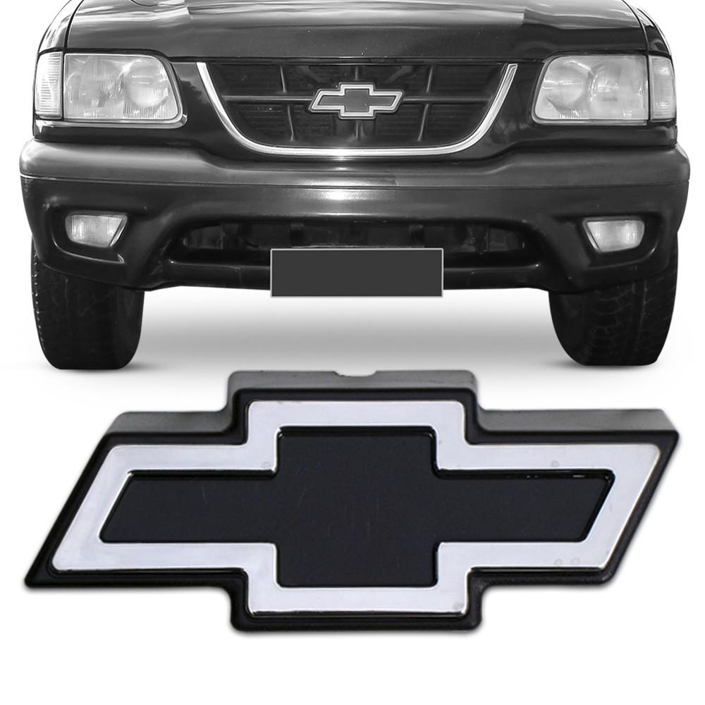 Emblema Grade S10 Blazer 2000 a 2003 Chevrolet Gravata