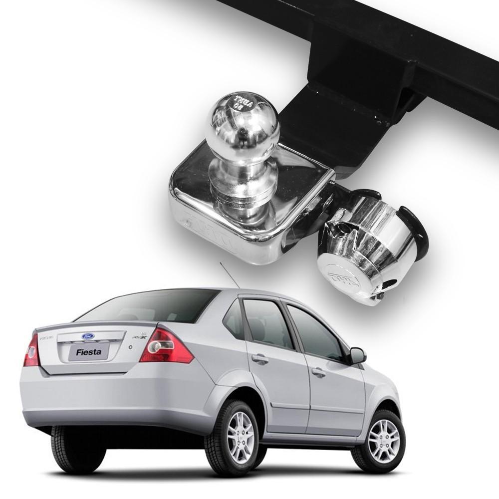 Engate Fiesta Sedan 2005 a 2014 DHF
