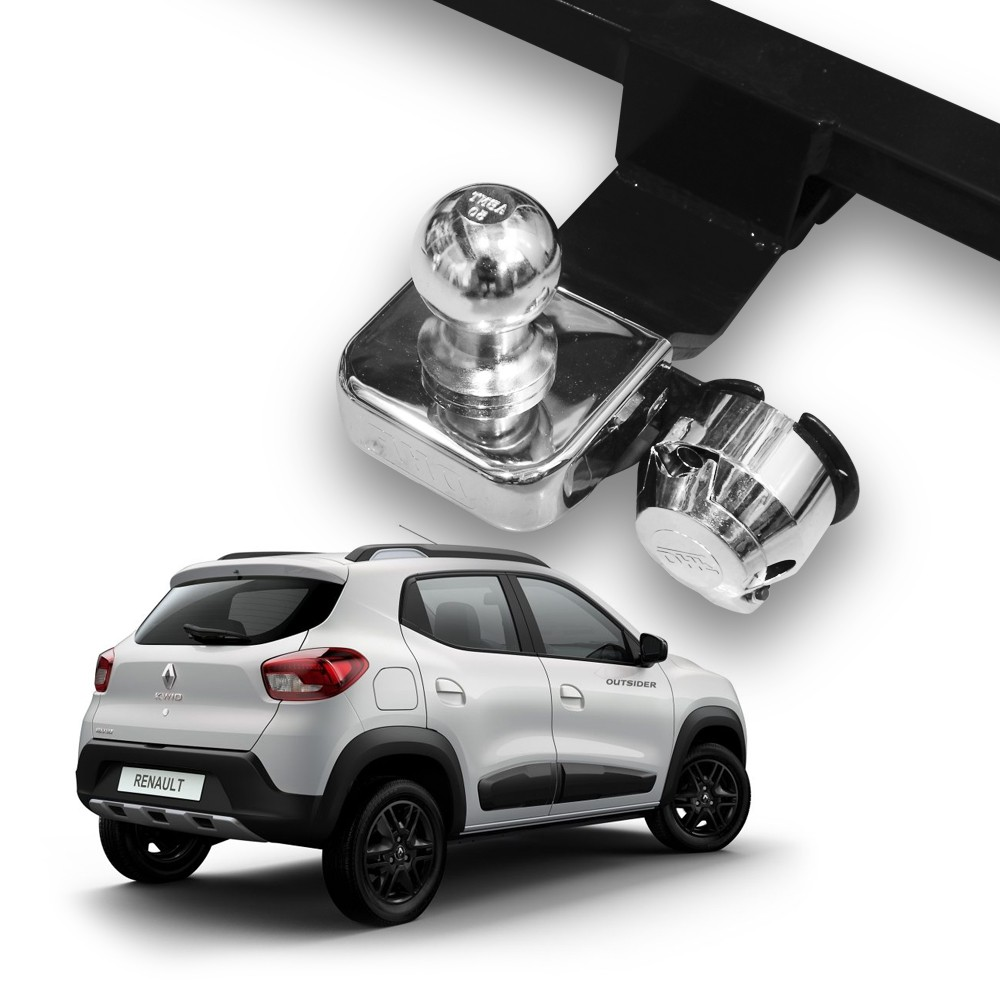 Engate Kwid 2018 a 2020 DHF