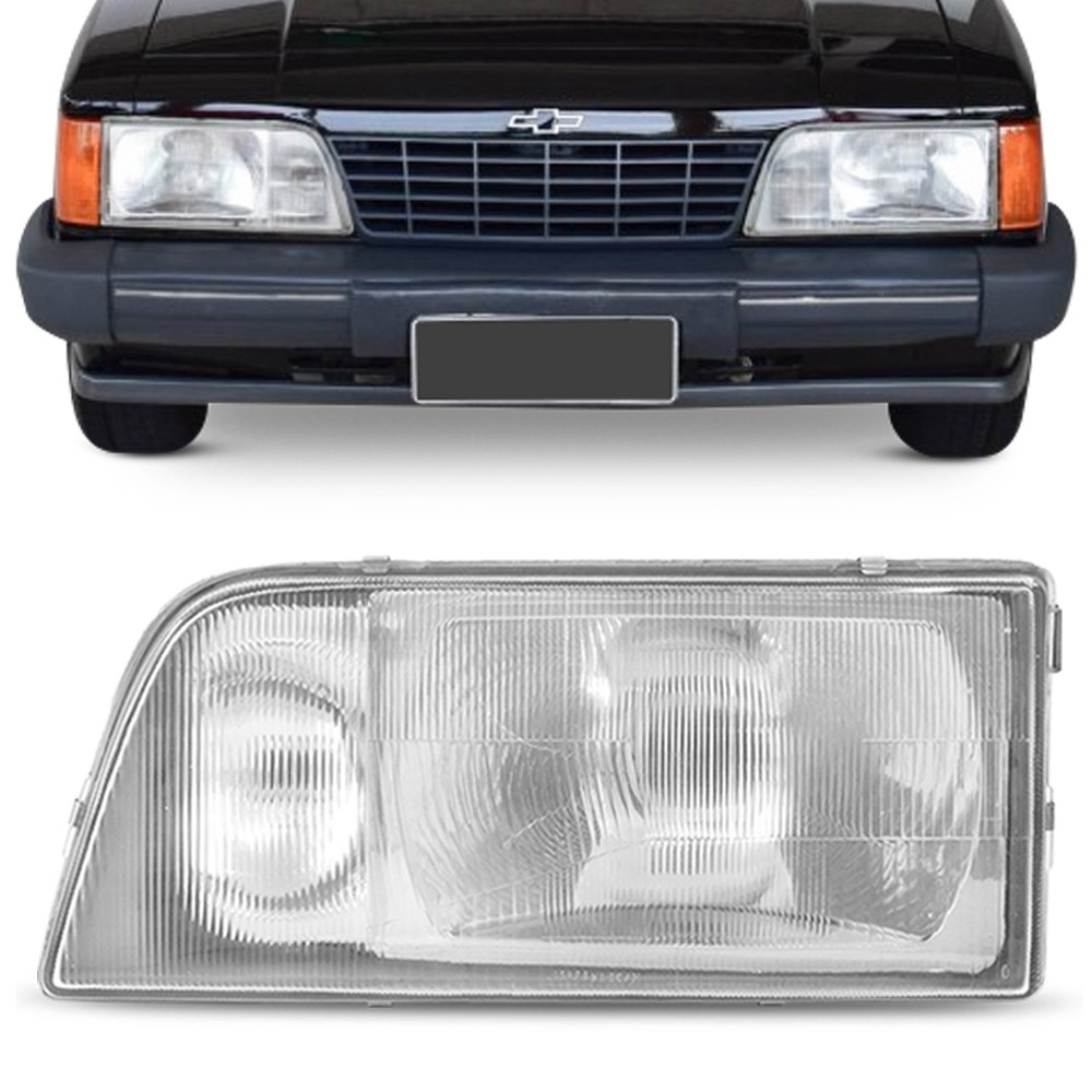 Farol Opala Caravan Diplomata 1988 a 1992