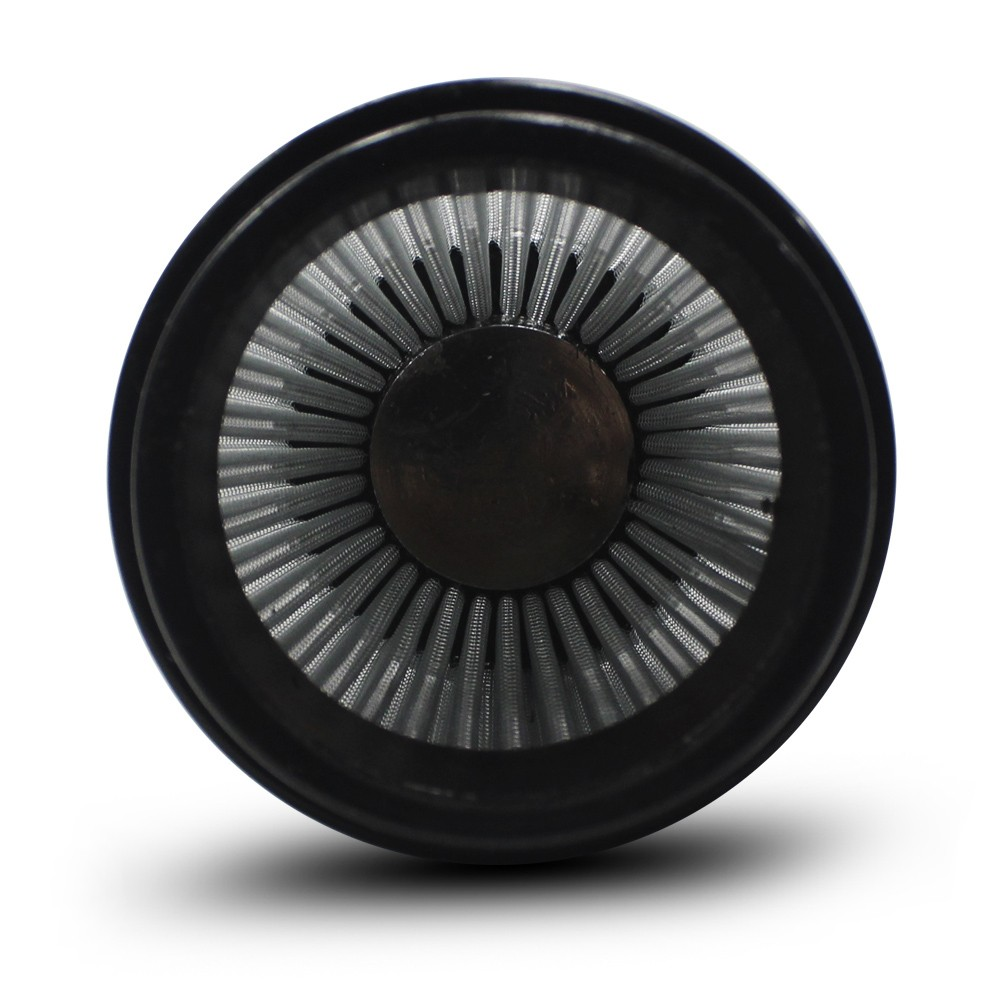 Filtro Ar Para Turbina 52mm Telado Modelo Baixo Race Chrome Turbo