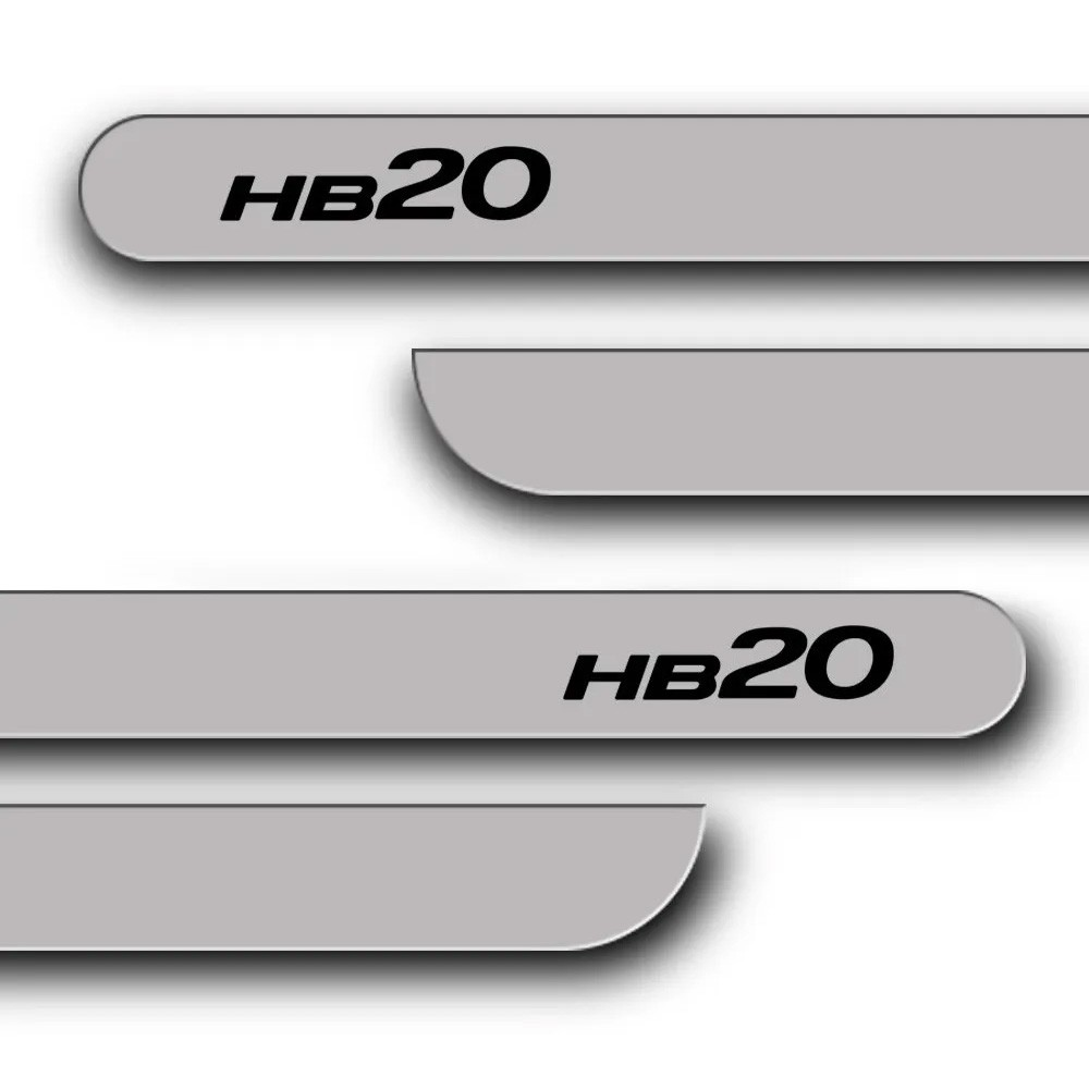 Friso Lateral HB20 2020 a 2021 Cores