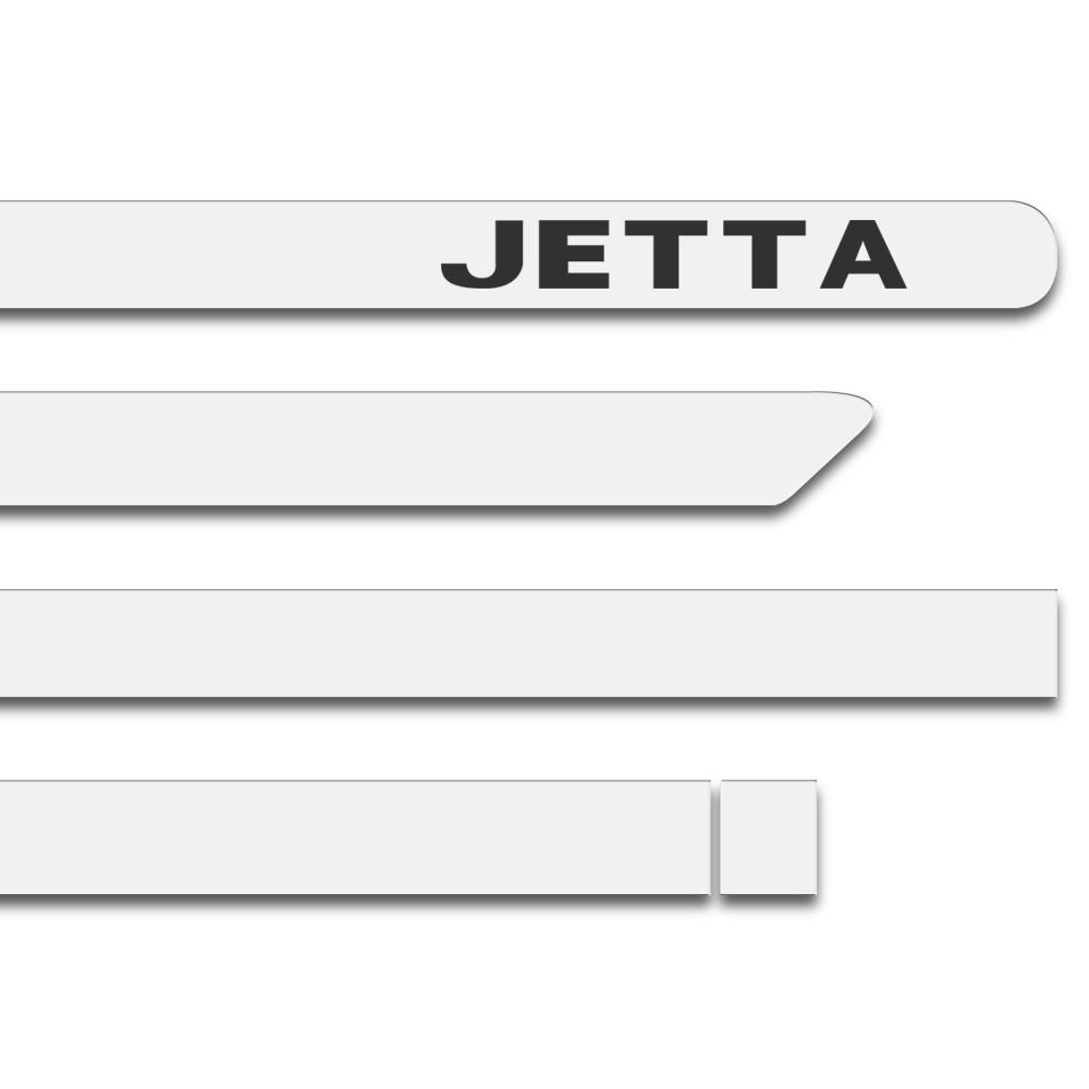 Friso Lateral Jetta 2012 a 2019 Cores