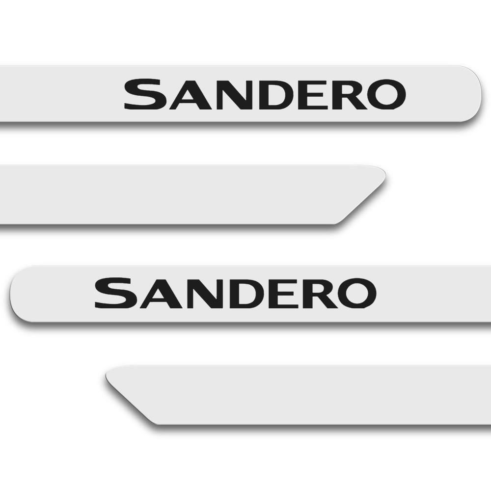 Friso Lateral Sandero 2014 a 2019 Cores