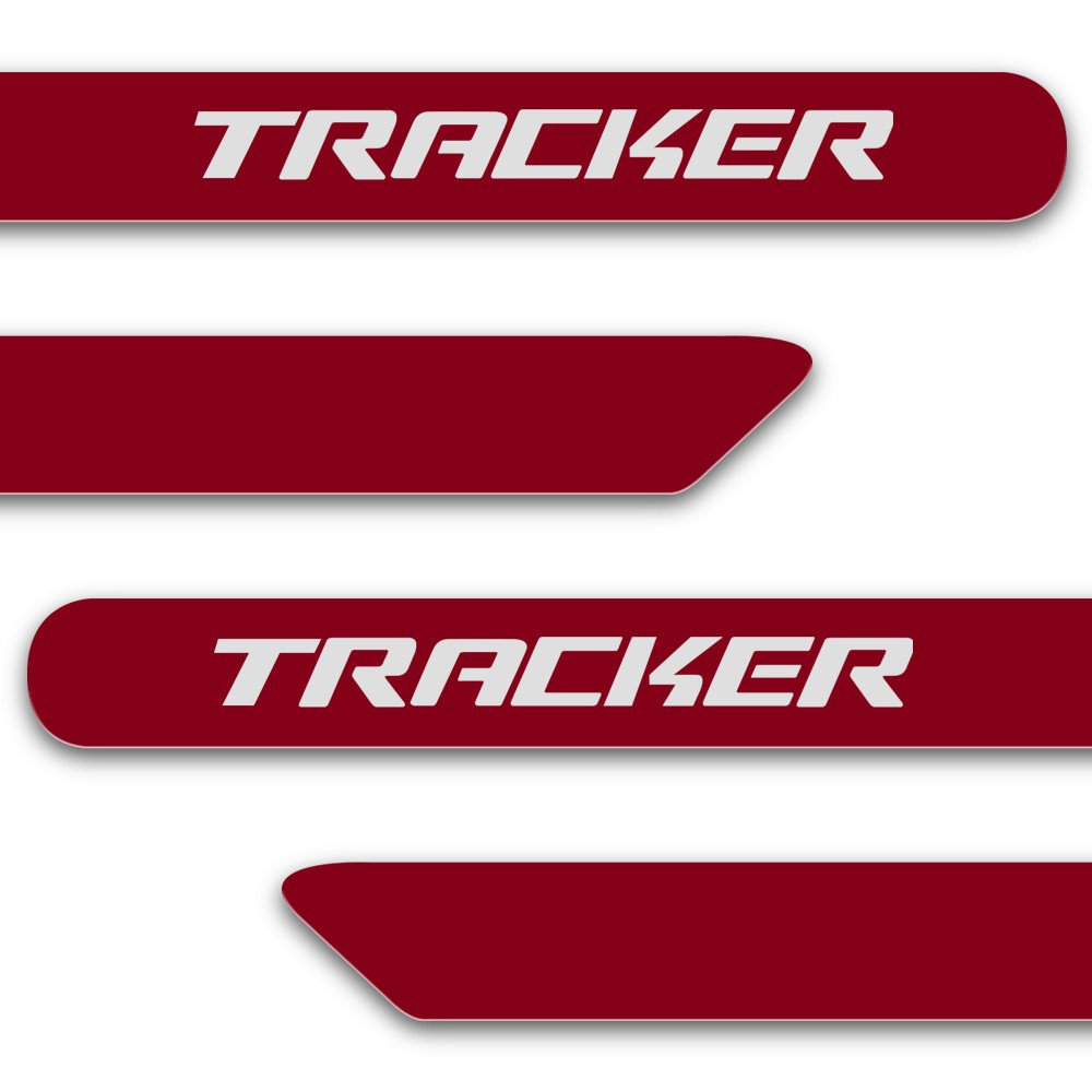 Friso Lateral Tracker 2014 a 2019 Cores