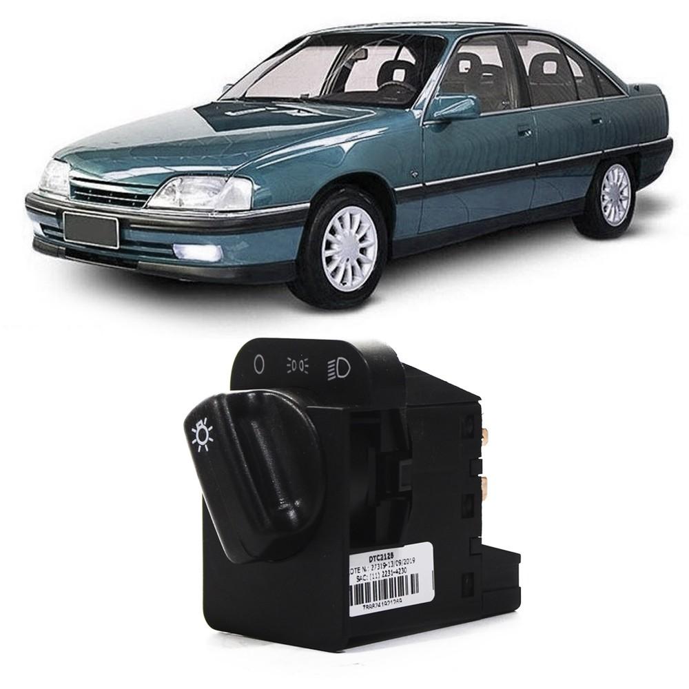 Interruptor Farol Corsa 1994 a 2009 Omega 1994 a 1997 Sem Reostato