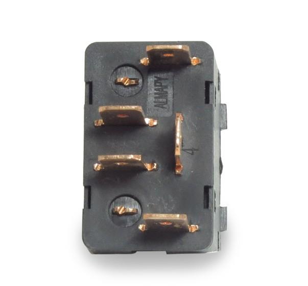 Interruptor Vidro Eletrico Escort 1993 a 1996 Simples Console