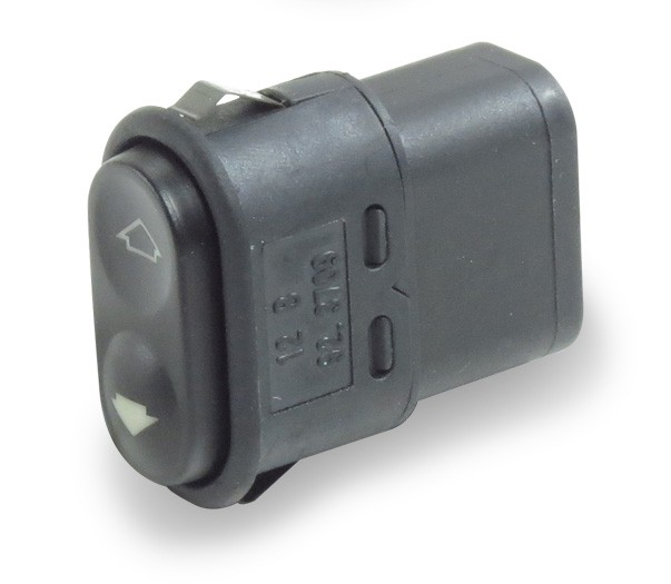 Interruptor Vidro Eletrico Escort 1997 a 2002 Mondeo 1994 a 1995 Simples Traseiro
