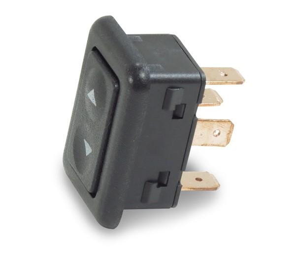 Interruptor Vidro Eletrico Escort Verona 1990 a 1992 Simples Passageiro