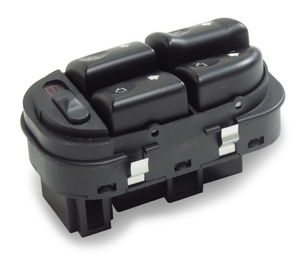 Interruptor Vidro Eletrico Focus 2000 a 2008 Quadruplo 14 Pinos Motorista