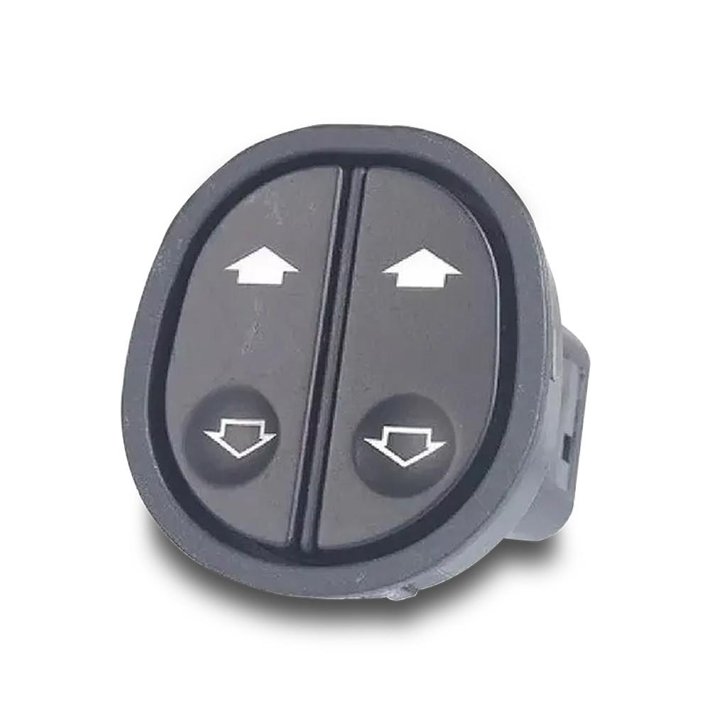 Interruptor Vidro Eletrico Ford Ka 2008 a 2014 Duplo Motorista