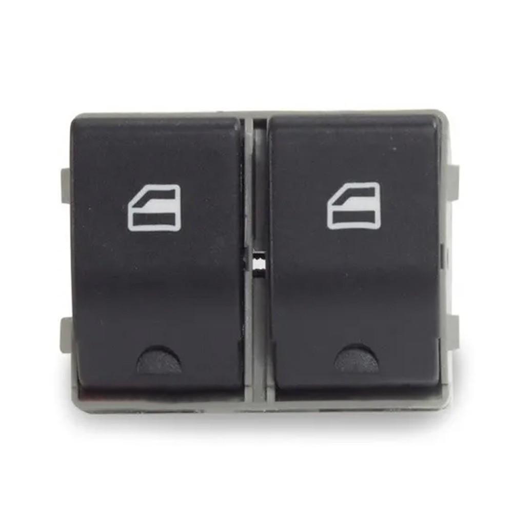 Interruptor Vidro Eletrico Gol G4 G5 Fox Duplo 2 Estagios