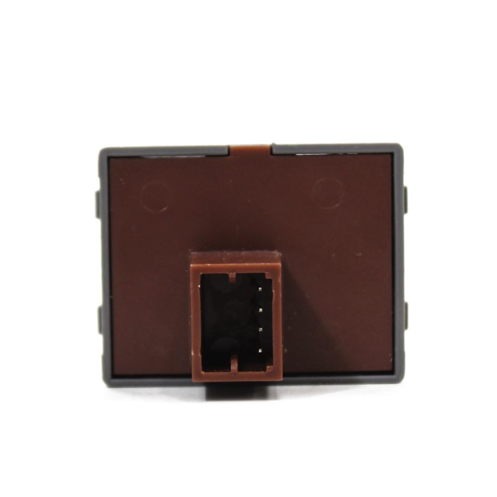 Interruptor Vidro Eletrico Gol G4 G5 Fox Duplo 1 Estagio