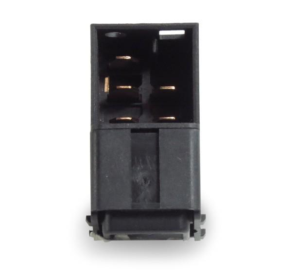 Interruptor Vidro Eletrico Gol Parati G3 1999 a 2005 Simples Traseiro