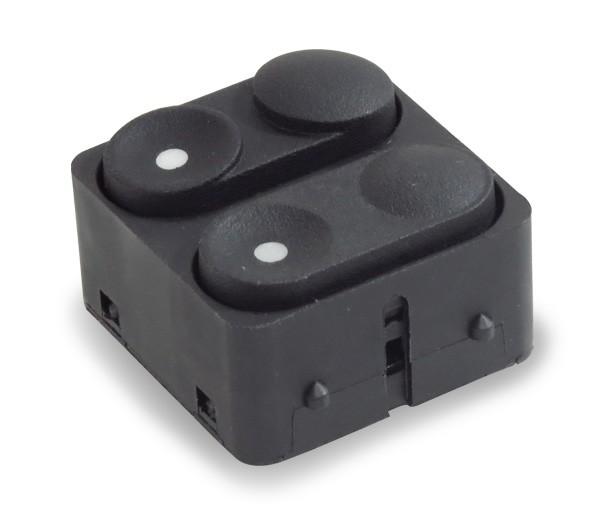 Interruptor Vidro Eletrico Kadett Ipanema 1994 a 1998 Classic 1996 a 2015 Duplo Motorista
