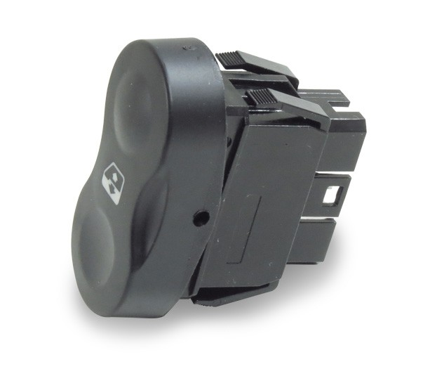 Interruptor Vidro Eletrico Logan Sandero 2007 a 2014 Simples Dianteiro