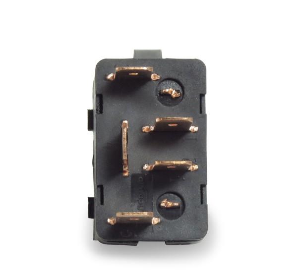 Interruptor Vidro Eletrico Monza 1988 a 1994 Simples